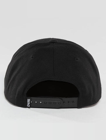 Image of Dangerous DNGRS / Snapback Cap LGNDZ Logo in black-Universal Store London™