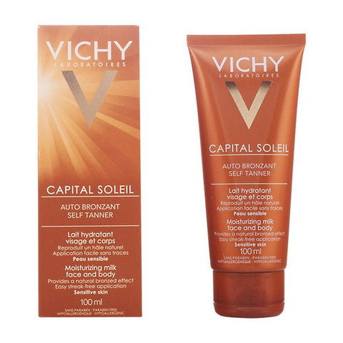 Image of Bronzing Lotion Capital Soleil Vichy (100 ml)-Universal Store London™