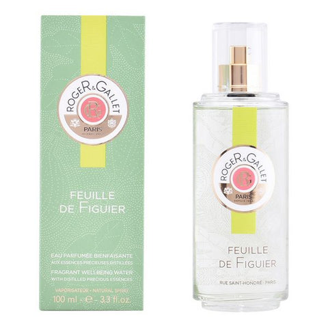Image of Women's Perfume Feuille De Figuier Roger & Gallet EDP-Universal Store London™
