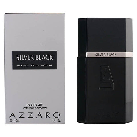 Image of Men's Perfume Silver Black Azzaro EDT-Universal Store London™
