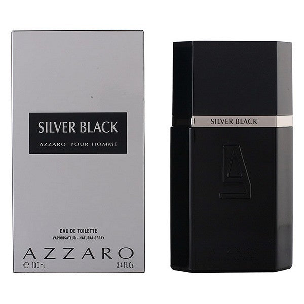 Men's Perfume Silver Black Azzaro EDT-Universal Store London™
