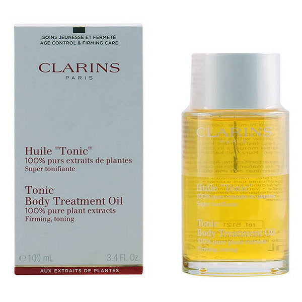 Body Toning Oil Huile Tonic Clarins-Universal Store London™
