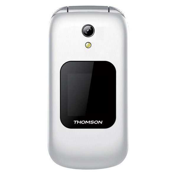 "Mobile telephone for older adults Thomson 223168 2,4"" SMS MP3 USB Bluetooth 2 mpx-Universal Store London™"