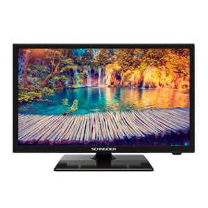 Television Schneider LED22-SCP100FC 22'''' Full HD LED Black-Universal Store London™