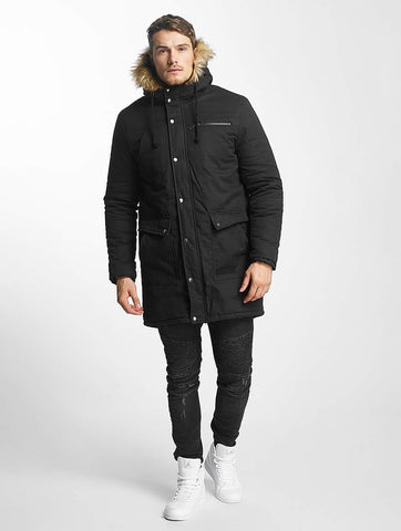 Bangastic / Winter Jacket Best Off in black-Universal Store London™