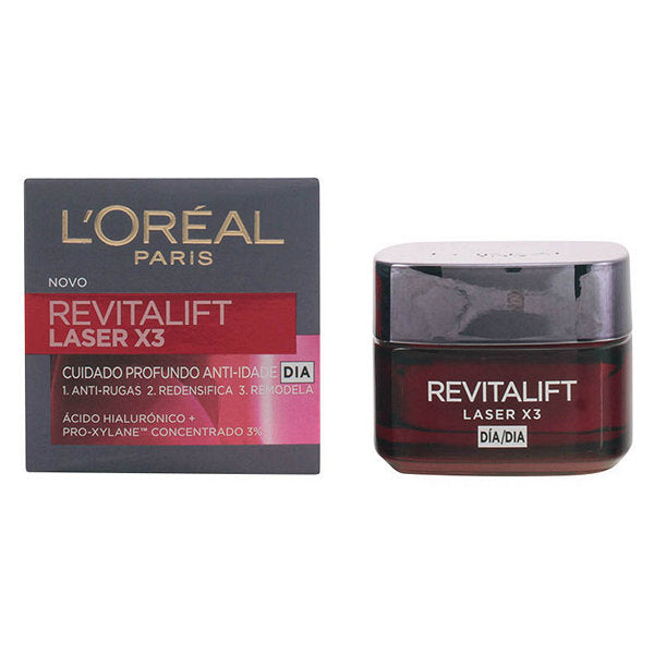 Day Cream Revitalift Laser L'Oreal Make Up-Universal Store London™