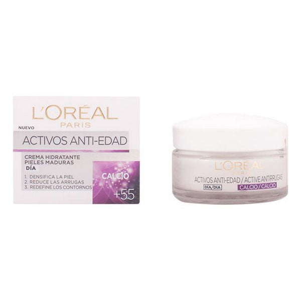 Anti-Wrinkle Cream L'Oreal Make Up-Universal Store London™