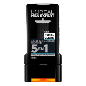 Shower Cream Total Clean L'Oreal Make Up (300 ml)-Universal Store London™