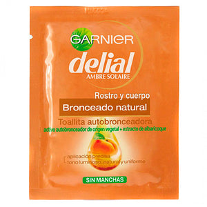 Self-bronzing towelettes Delial (1 ud)-Universal Store London™