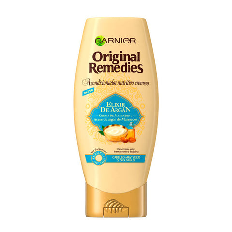 Image of Nourishing Conditioner Elixir De Argán Original Remedies Fructis (250 ml)