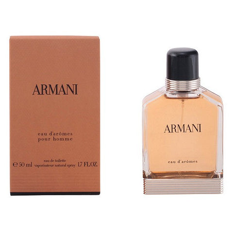 Image of Men's Perfume Eau D'aromes Armani EDT-Universal Store London™