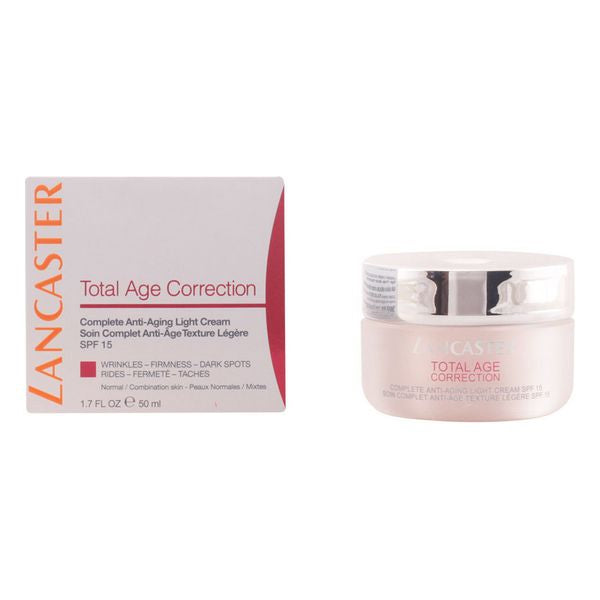 Day Cream Total Age Correction Lancaster-Universal Store London™