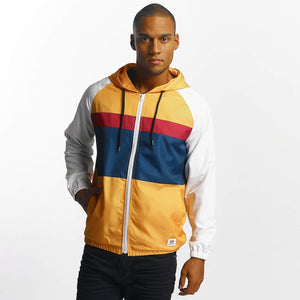 Ecko Unltd. / Lightweight Jacket Windbreaker CapSkirring in yellow-Universal Store London™