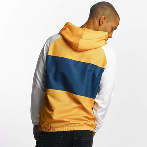 Ecko Unltd. / Lightweight Jacket Windbreaker CapSkirring in yellow