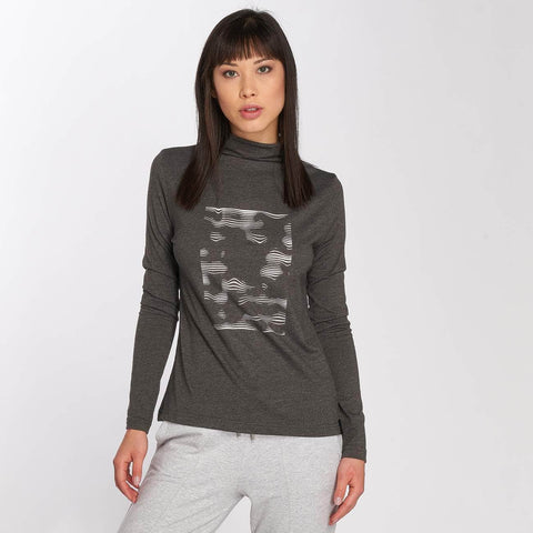 Image of Cyprime / Longsleeve FireOpal in grey