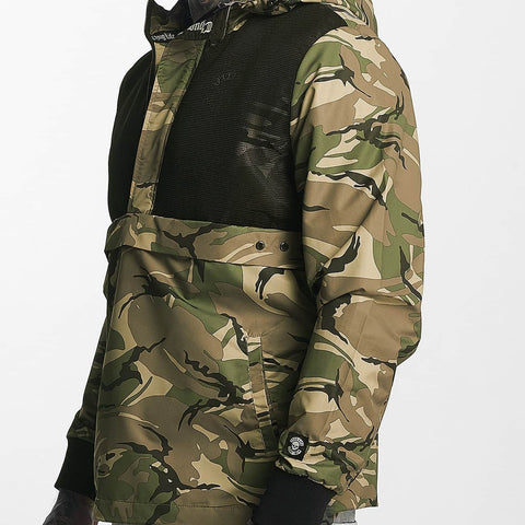 Thug Life / Lightweight Jacket Skin in green-Universal Store London™