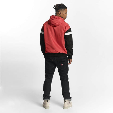 Ecko Unltd. / Lightweight Jacket CapSkirring in red-Universal Store London™