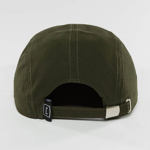 Cyprime / 5 Panel Caps Strapback in green