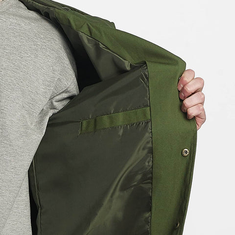 Cyprime / Lightweight Jacket Moonstone in olive-Universal Store London™