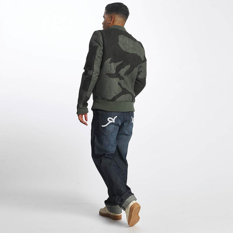 Rocawear / Lightweight Jacket Retro in olive-Universal Store London™
