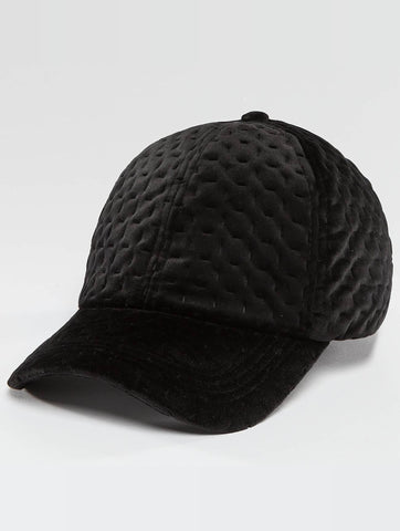 Image of Bangastic / Snapback Cap Velvet in black-Universal Store London™