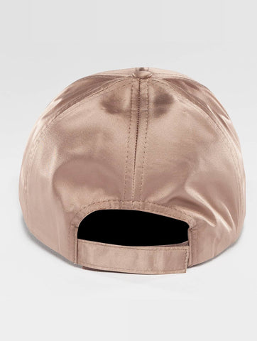 Image of Bangastic / Snapback Cap Satin in beige-Universal Store London™