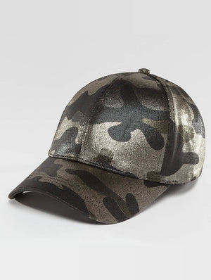 Bangastic / Snapback Cap Delux Camo in camouflage-Universal Store London™