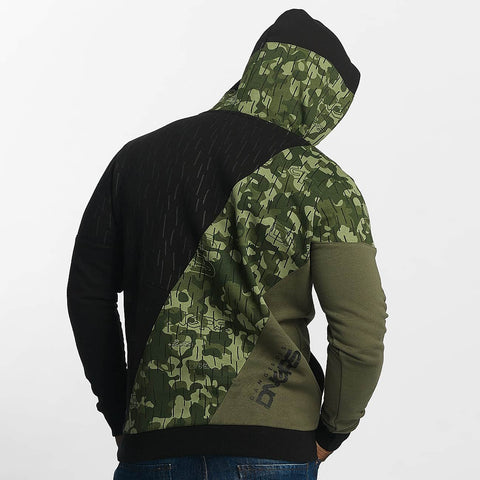 Image of Dangerous DNGRS / Hoodie Logo in camouflage-Universal Store London™
