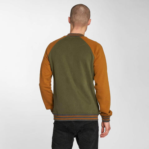 Just Rhyse / College Jacket Chitina in olive