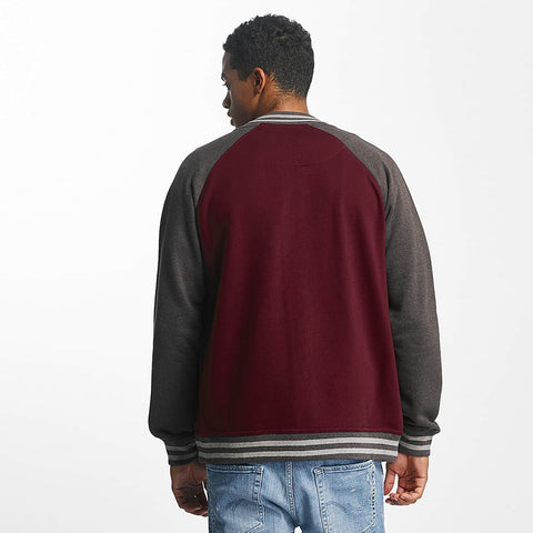 Just Rhyse / College Jacket Chitina in red