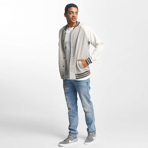 Just Rhyse / College Jacket Kuiu in grey-Universal Store London™
