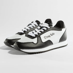 Thug Life / Sneakers 187 in white-Universal Store London™