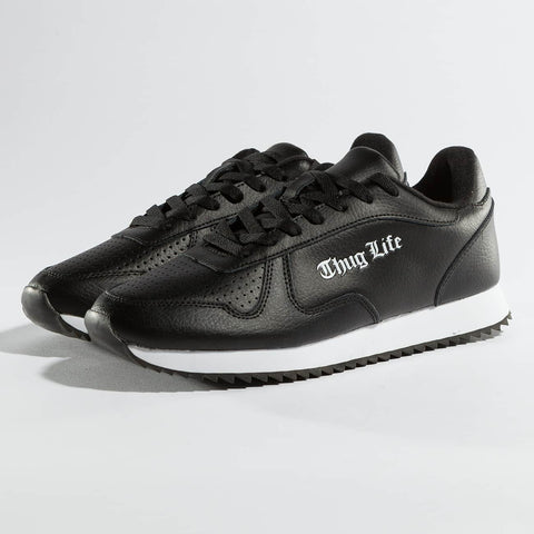 Thug Life / Sneakers 187 in black-Universal Store London™