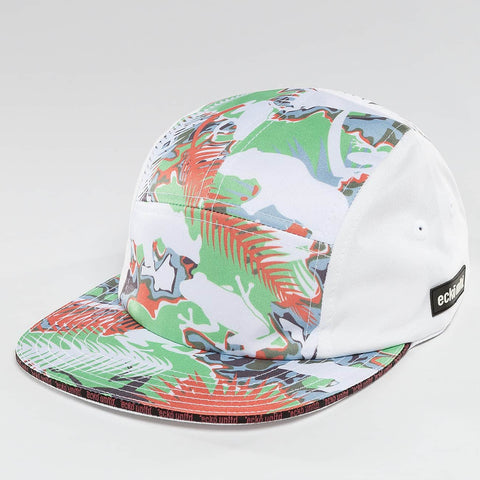 Ecko Unltd. / 5 Panel Caps AnseSoleil in white