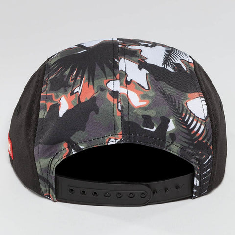 Ecko Unltd. / 5 Panel Caps AnseSoleil in black