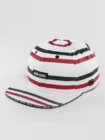 Image of Ecko Unltd. / Snapback Cap KosiBay in white-Universal Store London™