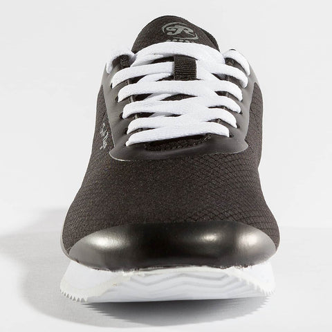 Image of Just Rhyse / Sneakers Simson in black-Universal Store London™