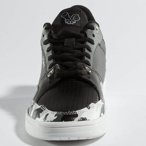 Who Shot Ya? / Sneakers Camo in black-Universal Store London™