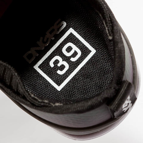 Dangerous DNGRS / Sneakers Rochnas in black-Universal Store London™