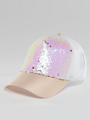 Bangastic / Trucker Cap Glam in colored-Universal Store London™
