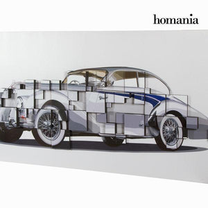 3d gray car painting by Homania-Universal Store London™