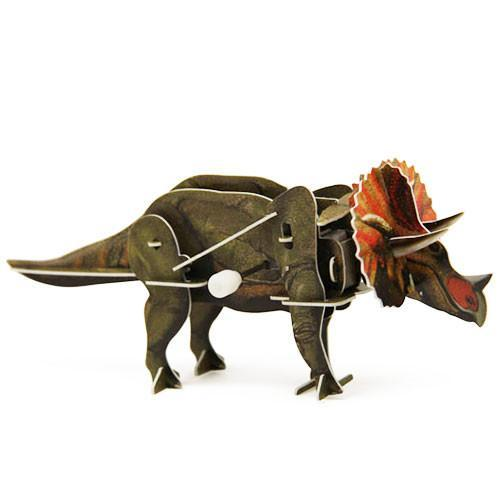 3D Puzzle Wind Up Dinosaur-Universal Store London™