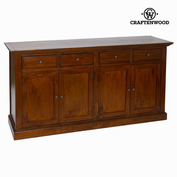4-door 4-drawer sideboard - Serious Line Collection by Craften Wood-Universal Store London™