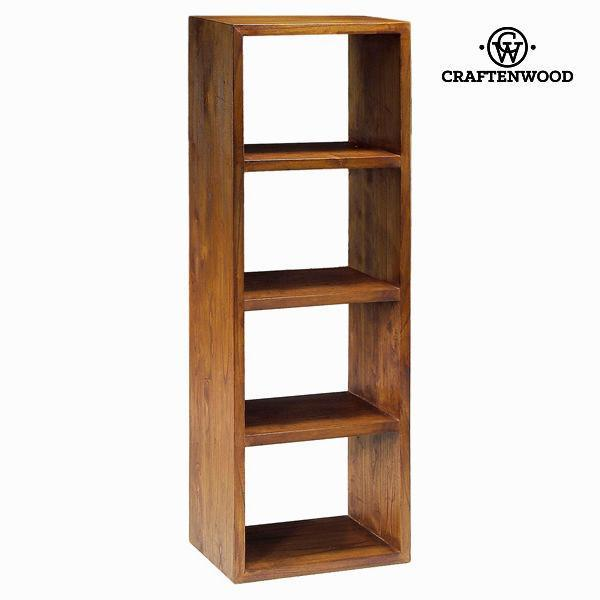 4-tier bookshelf - Serious Line Collection by Craftenwood-Universal Store London™