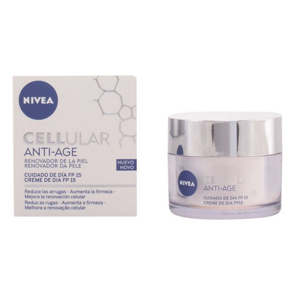Day Cream Cellular Anti-age Nivea-Universal Store London™