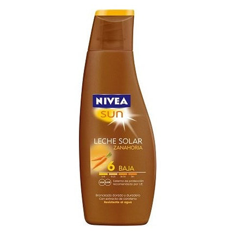 Image of Tanning Enhancer Carotene Nivea SPF 6 (200 ml)-Universal Store London™