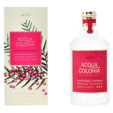 Unisex Perfume Acqua 4711 EDC Pink Pepper & Grapefruit-Universal Store London™