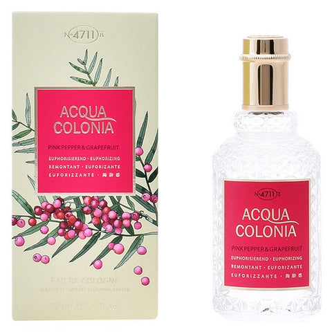Image of Unisex Perfume Acqua 4711 EDC Pink Pepper & Grapefruit-Universal Store London™