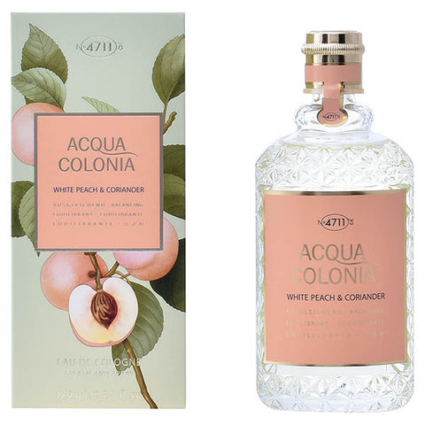 Image of Unisex Perfume Acqua 4711 EDC White Peach & Coriander-Universal Store London™