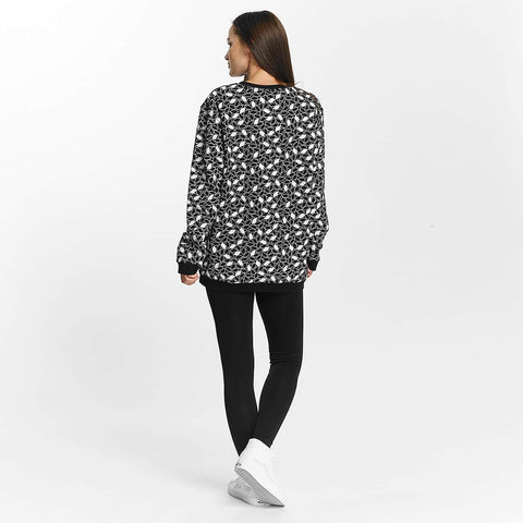 Cyprime / Jumper Tantalum Oversized in black